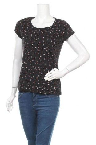 Дамска тениска Edc By Esprit, Размер S, Цвят Черен, Памук, Цена 13,39лв.