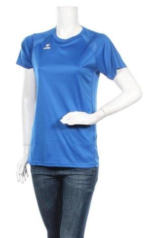 Дамска тениска Erima, Размер L, Цвят Син, Полиестер, Цена 5,88лв.
