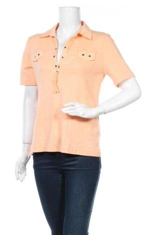 Дамска блуза Fabiani, Размер M, Цвят Розов, Памук, Цена 14,28лв.