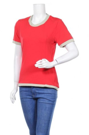 Дамска тениска Gore, Размер M, Цвят Червен, 97% полиамид, 3% еластан, Цена 32,60лв.