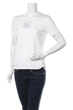 Дамска тениска Hallhuber, Размер M, Цвят Бял, Цена 26,88лв.