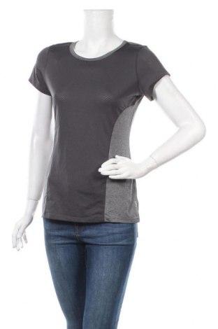 Γυναικείο t-shirt Head, Μέγεθος S, Χρώμα Γκρί, 90% πολυεστέρας, 10% ελαστάνη, Τιμή 4,68€