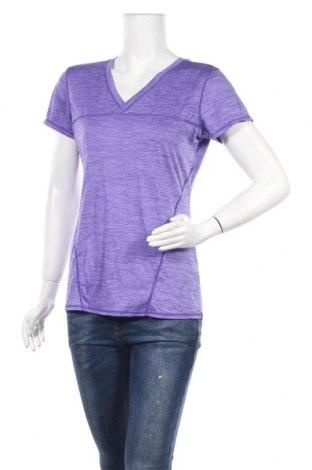 Γυναικείο t-shirt Head, Μέγεθος M, Χρώμα Βιολετί, Πολυεστέρας, Τιμή 7,60€