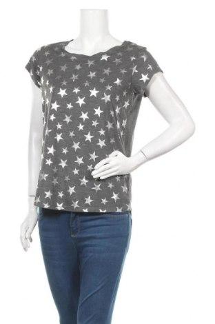 Дамска тениска Janina, Размер M, Цвят Сив, 65% полиестер, 35% вискоза, Цена 16,07лв.