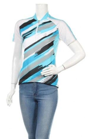 Дамска тениска Loffler, Размер M, Цвят Многоцветен, 58% полиестер, 37% полиамид, 5% еластан, Цена 12,29лв.