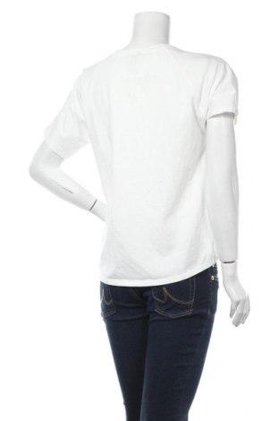 Дамска тениска Massimo Dutti, Размер S, Цвят Бял, Цена 14,00лв.