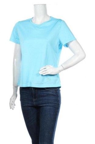 Дамска тениска Maul, Размер M, Цвят Син, Полиестер, Цена 4,73лв.