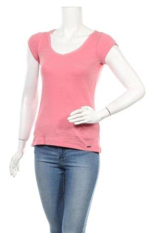 Γυναικείο t-shirt Mexx, Μέγεθος M, Χρώμα Ρόζ , Βαμβάκι, Τιμή 3,64€