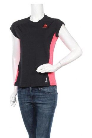 Дамска тениска Odlo, Размер L, Цвят Черен, Цена 10,92лв.