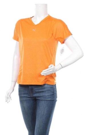 Дамска тениска PUMA, Размер S, Цвят Оранжев, Цена 25,94лв.
