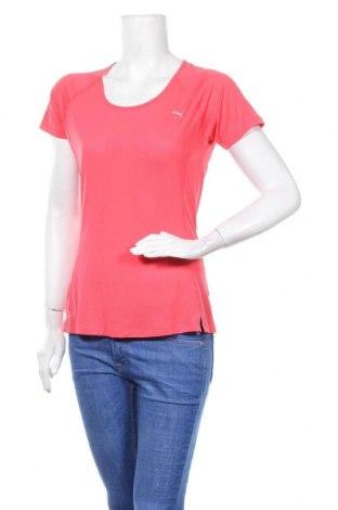 Дамска тениска PUMA, Размер S, Цвят Розов, Полиестер, Цена 14,44лв.