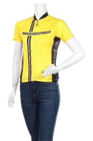 Дамска тениска Pactimo, Размер S, Цвят Жълт, Полиестер, Цена 8,98лв.