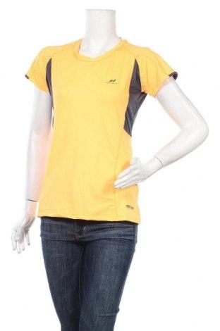 Дамска тениска Pro Touch, Размер L, Цвят Оранжев, 88% полиестер, 12% еластан, Цена 8,03лв.
