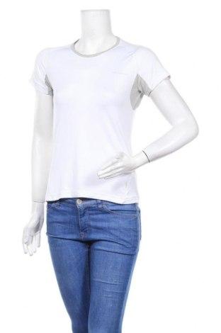 Дамска тениска Quechua, Размер S, Цвят Бял, Полиестер, Цена 14,18лв.