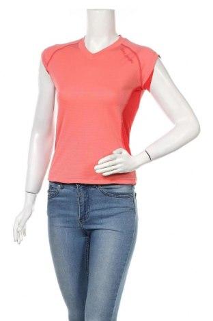 Дамска тениска Salomon, Размер S, Цвят Розов, Полиестер, Цена 21,84лв.
