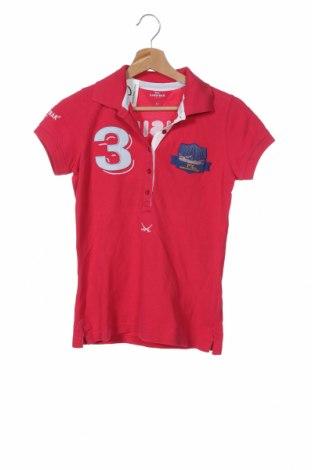 Дамска тениска Sansibar, Размер XS, Цвят Розов, Памук, Цена 19,11лв.