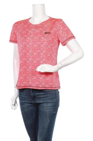 Дамска тениска Slazenger, Размер M, Цвят Многоцветен, Полиестер, Цена 9,98лв.