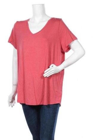 Дамска тениска Target, Размер XL, Цвят Розов, Модал, еластан, Цена 10,71лв.