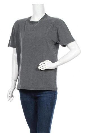 Дамска тениска Topshop, Размер S, Цвят Сив, Памук, Цена 16,32лв.