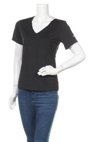 Дамска тениска Venice Beach, Размер L, Цвят Черен, 91% полиамид, 9% еластан, Цена 17,96лв.
