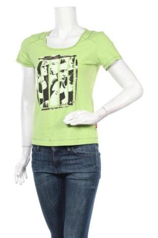 Дамска тениска Venice Beach, Размер M, Цвят Зелен, 91% полиамид, 9% еластан, Цена 4,73лв.