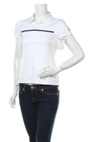 Дамска тениска Wilson, Размер S, Цвят Бял, Полиестер, Цена 16,80лв.