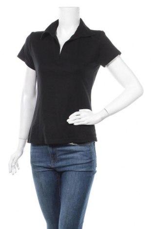Дамска тениска Yessica, Размер M, Цвят Черен, Цена 13,97лв.