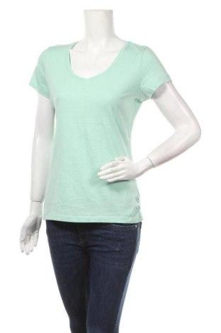 Дамска тениска Zero, Размер M, Цвят Зелен, Памук, Цена 17,01лв.