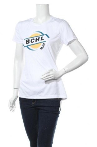 Дамска тениска Zorrel, Размер M, Цвят Бял, Полиестер, Цена 10,92лв.