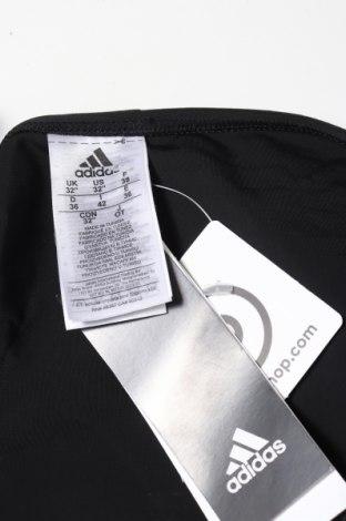 Γυναικείο μαγιό Adidas, Μέγεθος S, Χρώμα Μαύρο, 78% πολυαμίδη, 22% ελαστάνη, Τιμή 22,81€