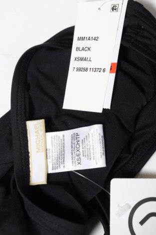 Дамски бански MICHAEL Michael Kors, Размер XS, Цвят Черен, 85% полиамид, 15% еластан, Цена 22,25лв.