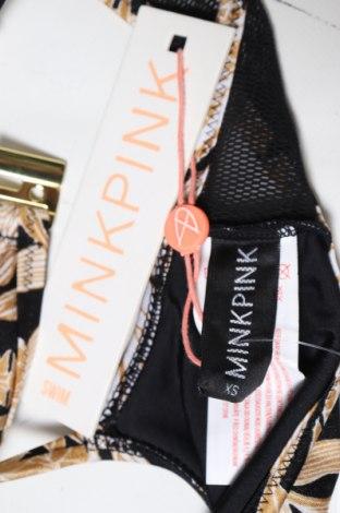 Дамски бански Minkpink, Размер XS, Цвят Многоцветен, 80% полиамид, 20% еластан, Цена 25,50лв.