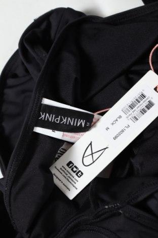 Дамски бански Minkpink, Размер M, Цвят Черен, 87% полиамид, 13% еластан, Цена 16,52лв.