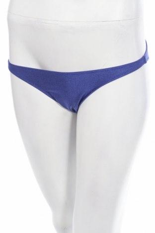 Дамски бански Pistol Panties by Deborah Fleming, Размер M, Цвят Син, 85% полиамид, 15% еластан, Цена 16,32лв.