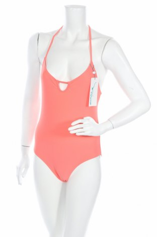 Дамски бански Twintip, Размер L, Цвят Розов, 81% полиамид, 19% еластан, Цена 25,20лв.