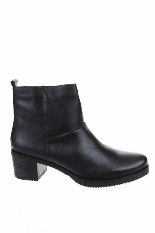 Дамски боти Helene Rouge, Размер 41, Цвят Черен, Естествена кожа, Цена 61,09лв.