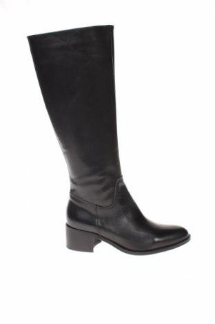 Γυναικείες μπότες Elodie, Μέγεθος 36, Χρώμα Μαύρο, Γνήσιο δέρμα, Τιμή 46,14€