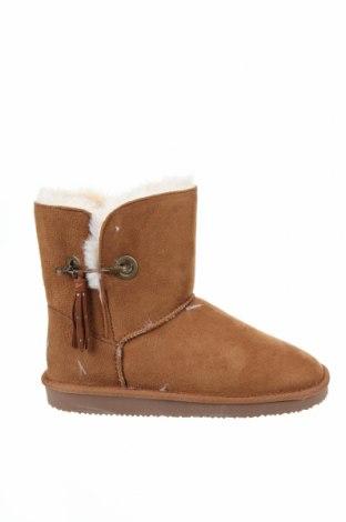 Γυναικείες μπότες Island Boot, Μέγεθος 38, Χρώμα  Μπέζ, Κλωστοϋφαντουργικά προϊόντα, Τιμή 32,17€