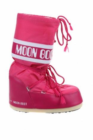 Dámské boty  Moon Boot, Velikost 42, Barva Růžová, Textile , Cena  2381,00Kč