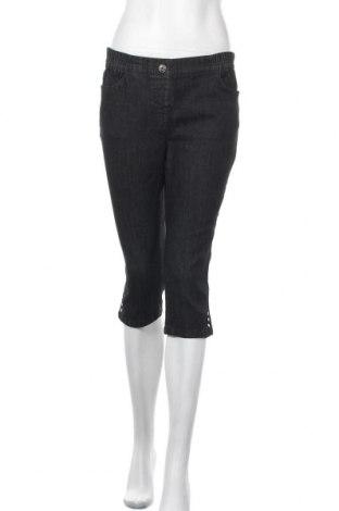 Дамски дънки, Размер M, Цвят Черен, 78% памук, 20% полиестер, 2% еластан, Цена 11,34лв.