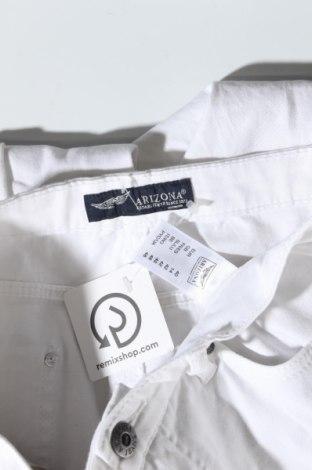 Дамски дънки Arizona, Размер M, Цвят Бял, 98% памук, 2% еластан, Цена 22,94лв.
