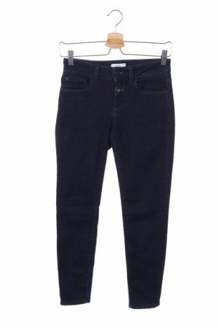 Дамски дънки Closed, Размер XS, Цвят Син, 92% памук, 6% полиестер, 2% еластан, Цена 20,64лв.