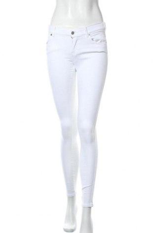 Γυναικείο Τζίν Dr. Denim, Μέγεθος M, Χρώμα Λευκό, 98% βαμβάκι, 2% ελαστάνη, Τιμή 12,12€