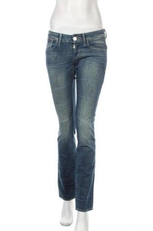 Дамски дънки G-Star Raw, Размер S, Цвят Син, 98% памук, 2% еластан, Цена 66,60лв.