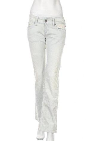 Дамски дънки G-Star Raw, Размер S, Цвят Син, 98% памук, 2% еластан, Цена 84,27лв.