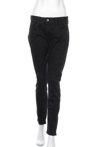 Дамски дънки Herrlicher, Размер L, Цвят Черен, 98% памук, 2% еластан, Цена 119,25лв.