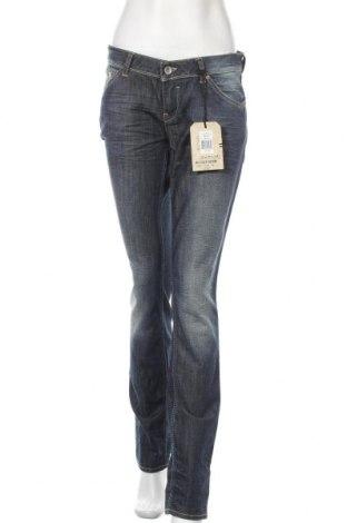 Дамски дънки Hilfiger Denim, Размер M, Цвят Син, 89% памук, 11% полиестер, Цена 62,55лв.