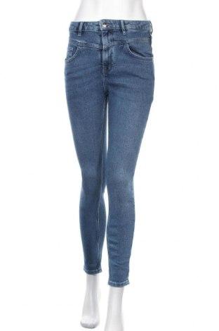 Дамски дънки Jake*s, Размер S, Цвят Син, 94% памук, 4% полиестер, 2% еластан, Цена 19,80лв.