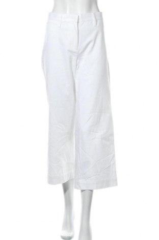 Дамски дънки Loft, Размер M, Цвят Бял, 99% памук, 1% еластан, Цена 11,55лв.