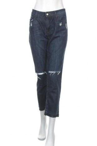 Γυναικείο Τζίν Mango, Μέγεθος L, Χρώμα Μπλέ, Βαμβάκι, Τιμή 20,63€